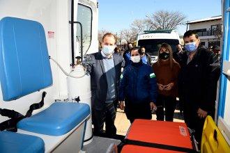 El sistema de salud entrerriano sumará 40 nuevas ambulancias