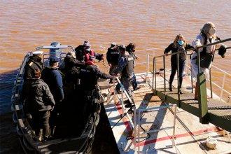 """Con participación de una fundación estadounidense, proyectan """"ecoturismo"""" en 20 islas del río Uruguay"""