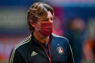 Despidieron a Heinze del Atlanta United