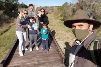 El ecoparque y el museo de Salto Grande siguen recibiendo visitantes