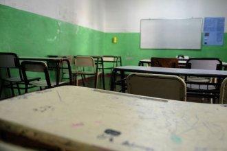 """""""Todo lo hacen detrás de los escritorios"""": la crítica de una directora de escuela, a poco del regreso a las aulas"""