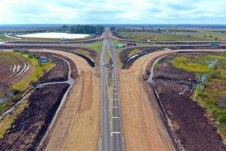 Dieron fecha estimada de la finalización total de las obras para la Autovía 18