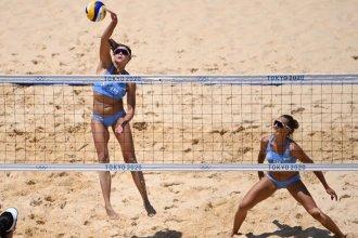 Con la obligación de ganar, vuelven a jugar los entrerrianos del Beach Vóley