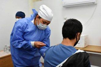 Vacunarán con primeras dosis en 5 puntos de Concordia, a mayores de 18 años