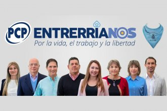 """Eran del PRO pero lanzaron su lista de """"Entrerrianos por la Vida"""""""