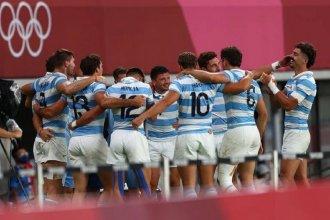 Argentina obtuvo su primera medalla en Tokio: Los Pumas ganaron el bronce