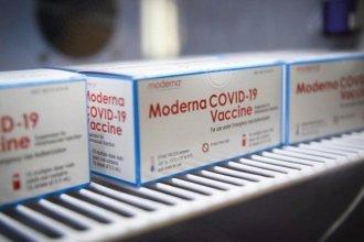 Entre Ríos recibirá más de 27 mil dosis de Moderna: ¿qué grupo será el objetivo de vacunación?