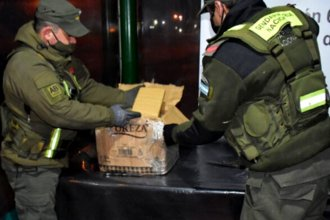 """""""Barby"""" los descubrió y, con una """"entrega vigilada"""", lograron detener en Buenos Aires a quien retiró los 50 kilos de droga"""
