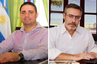 Intendentes en campaña: Davico pidió licencia, Larrarte no la tomará