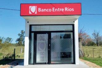 Primer cajero automático para localidad de la costa del Uruguay