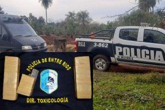 Un amplio operativo dio con una banda narco-criminal con presencia en Entre Ríos y Misiones