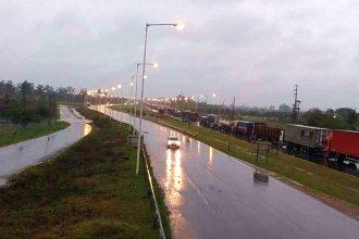 Sin respuestas a sus pedidos, transportistas podrían volver a protestar en la ruta
