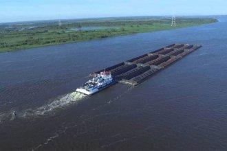 Desde este sábado, la Hidrovía Paraná-Paraguay será controlada por el Estado