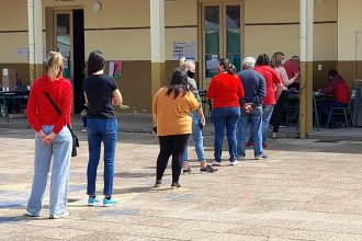 """Villa Elisa hizo gala de su mote de """"porfiada"""", con la mayoría de los votos concentrados en una interna"""