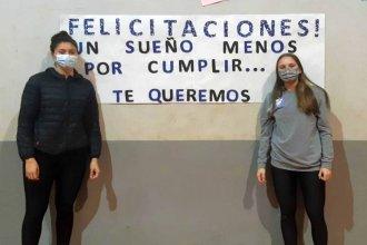 """""""Las Panteritas"""" hacia el Mundial U18 de México, con dos jugadoras de Entre Ríos"""