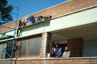 Salto Grande reacondiciona una escuela agrotécnica, vecina a su complejo hidroeléctrico