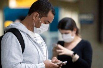 Los casos de coronavirus continúan por debajo de los 3 mil en el país