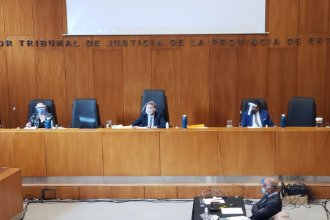Megajuicio a Urribarri: el COES afirmó que le corresponde a la Justicia definir los protocolos sanitarios