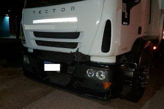 Departamento Colón: un hombre murió atropellado por un camión