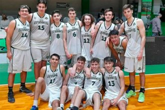 Estudiantes ganó el triangular y pasó a semifinales del provincial U19