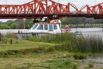 Retoman la búsqueda del joven que desapareció en las aguas del río