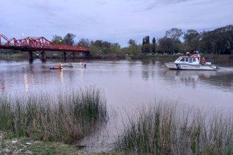 Hallaron el cuerpo del joven buscado en las aguas del río Gualeguaychú