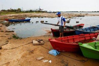 Pronóstico sobre el río Paraná, que volvió a bajar y podría mantenerse así por un tiempo
