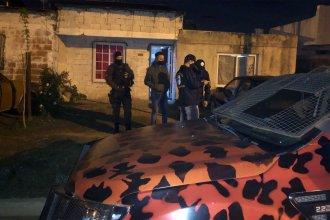 Varios allanamientos, secuestro de drogas y tres detenidos en San José