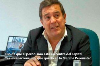 """Dirigente peronista respalda a Bordet y pide revisar el cepo a la carne: """"Tenemos que apoyar la generación de riqueza"""""""