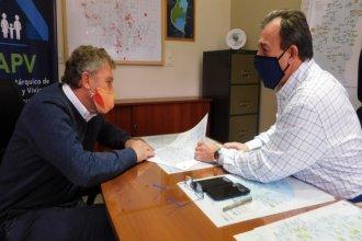 Con fondos nacionales, IAPV construirá nuevas viviendas en la tierra de Galimberti