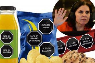 """""""En las góndolas se ofertan productos que no son buenos para nuestra salud"""", afirmó diputada entrerriana"""