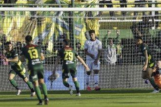 Con Unsain y Bou, Defensa goleó a Talleres y le dio una mano a River