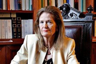 Con 78 años, renunció la jueza Highton a la Corte Suprema de Justicia