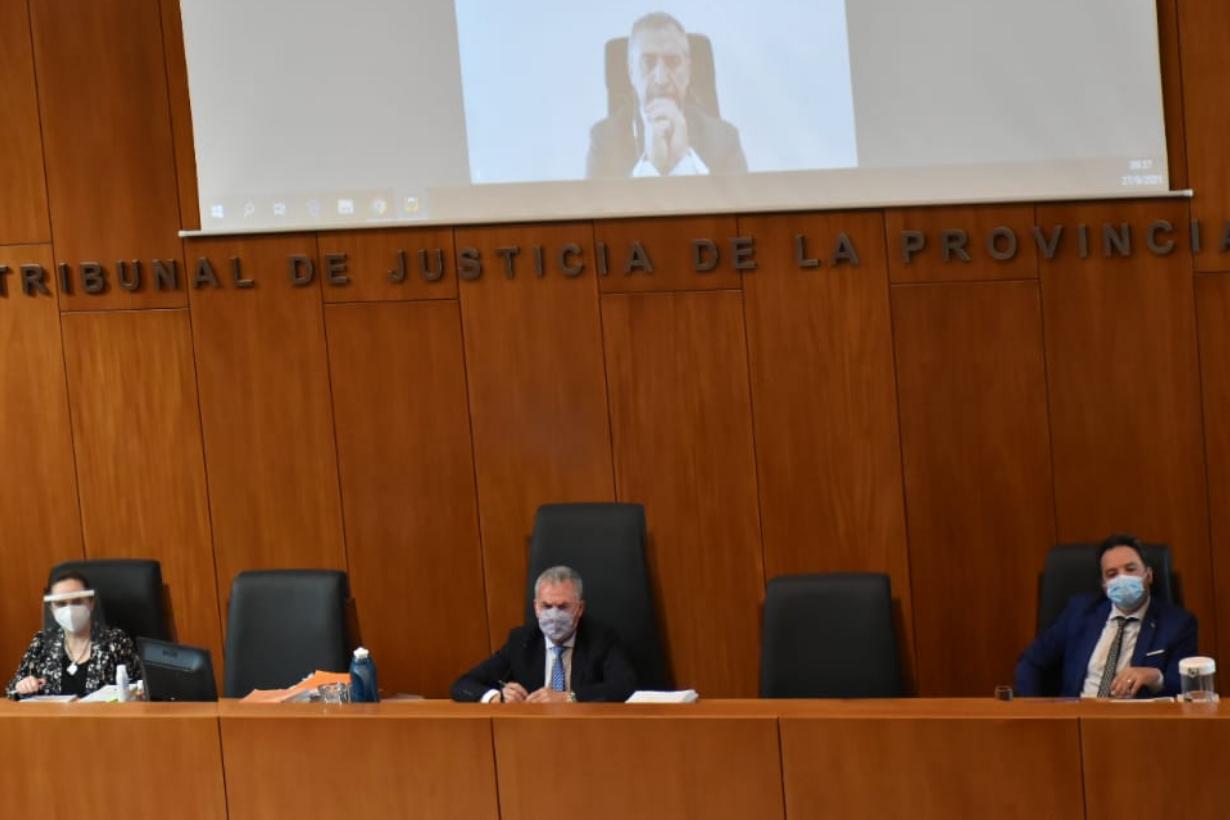 Castagno, Chemez y Garzón juzgan al embajador.