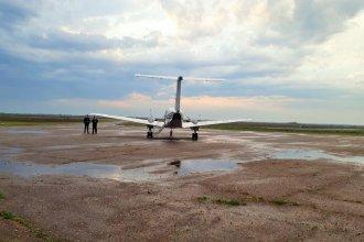 La clausura del aeródromo de Gualeguaychú frustró la derivación de un paciente