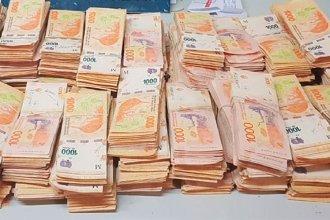 Camionero sufrió el robo de $10 millones en la provincia