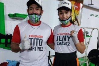 """La """"Guerrera"""" Chávez va por su segundo título entrerriano en Los Charrúas"""