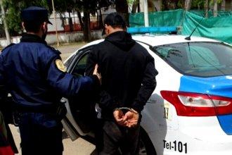Dictaron prisión preventiva para el hombre que golpeó y asaltó a su padre
