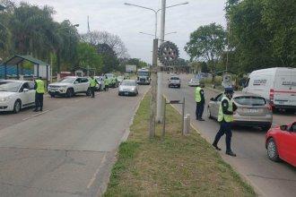 45.000 vehículos entraron a Entre Ríos en el inicio del finde largo
