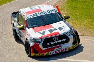 Werner resignó el triunfo y otro piloto ganó por primera vez