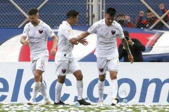 Colón derrotó a San Lorenzo y Goltz marcó uno de los goles
