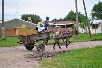 Dos familias, armadas hasta los dientes, se enfrentaron por la compra-venta de un carro y un caballo