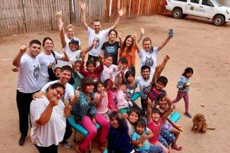 Un nene empezó a caminar y un hombre a reír: la experiencia en Tartagal de la que participaron profesionales entrerrianos
