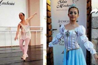 Máxima y Renata se llevaron el bronce en un importante concurso de Danzas Clásicas