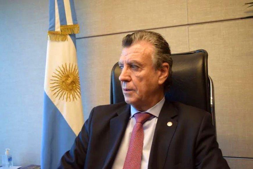 Natalio Mario Grinman preside la CAC.