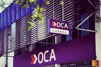 Trabajadores protestaron frente a OCA para pedir que reincorporen a 3 compañeros despedidos en Entre Ríos