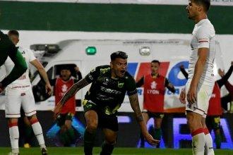 Walter Bou y un gol decisivo para un nuevo triunfo de Defensa y Justicia