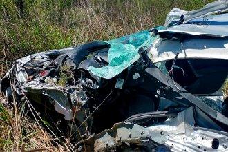 Accidente en Ruta 39: identificaron a mujer que falleció