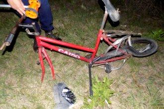 Ciclistas que circulaban por la ruta fueron atropellados y uno de ellos murió