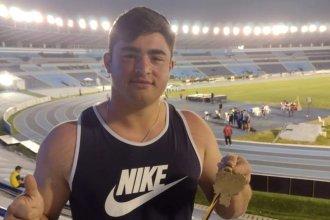 Sudamericano U23 en Guayaquil: Título para Sasia y tercer puesto de Zaffaroni